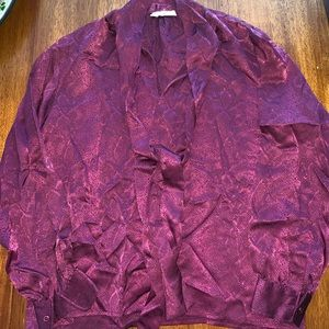 Vintage Yves Saint Laurent blouse